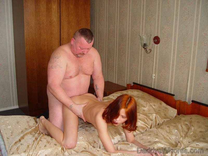 porn dad cums in daughters pussey
