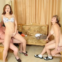 Mother young daughter swapping cum stories